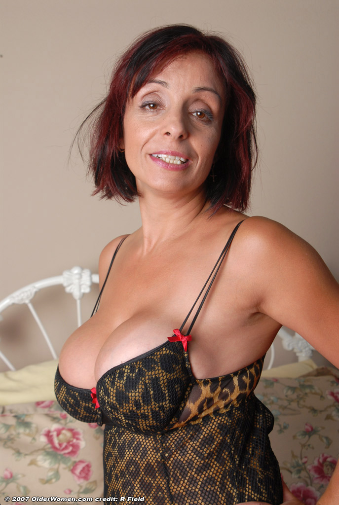 Images of mature women