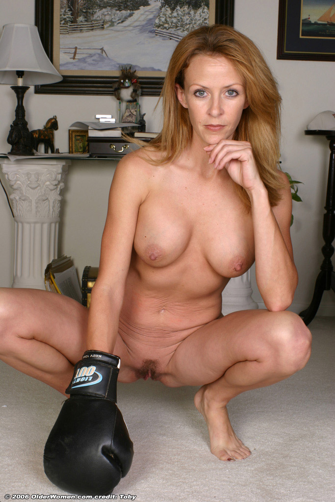 Experienced milf with a huge pair of tits fucks young stud 10